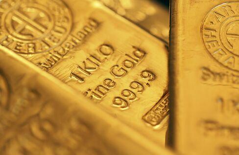Gold Gains on U.S. Jobs Data