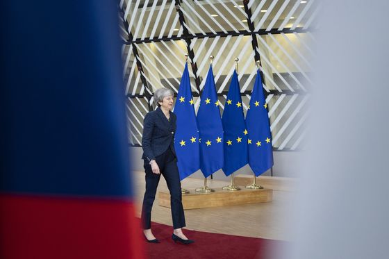 EU Gives May Another Two Weeks to Avoid a No-Deal Brexit