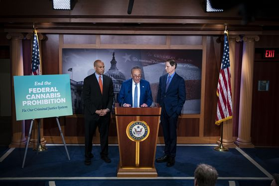 Schumer Vows Action on Cannabis, But Major Hurdles in Way