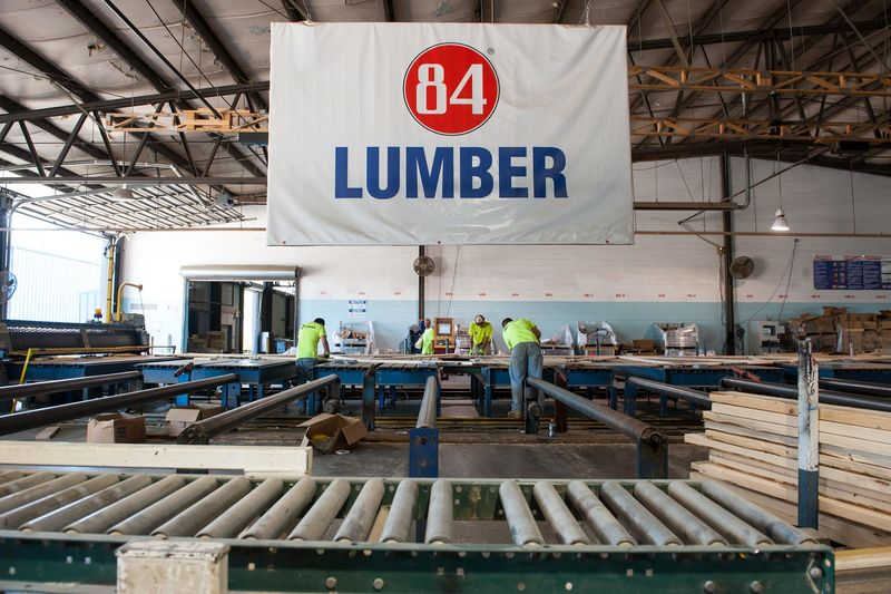The Building Supply Chain 84 Lumber Spends Millions On Ads To Lure New Trainees