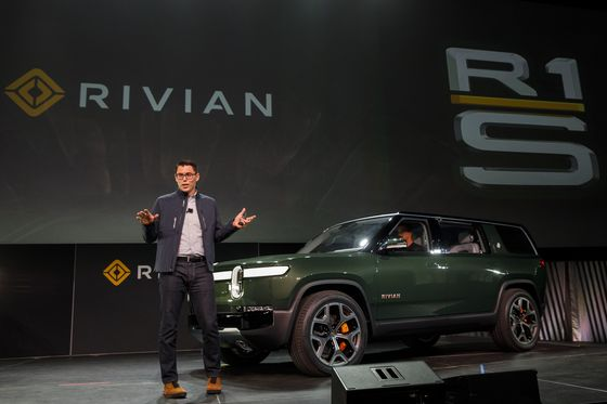 Rivian's Tesla Alums Lead Charge as Debut Nears for First Three EVs