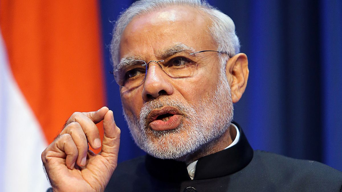 Modi Takes a Swipe at Harvard Economists After India GDP Surprise
