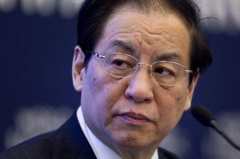 China Banking Regulatory Commission Chairman Liu