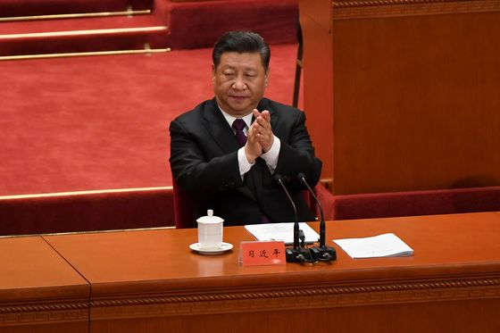 Xi's Speech Gives No Hope for Stock Traders as Asia Markets Sink