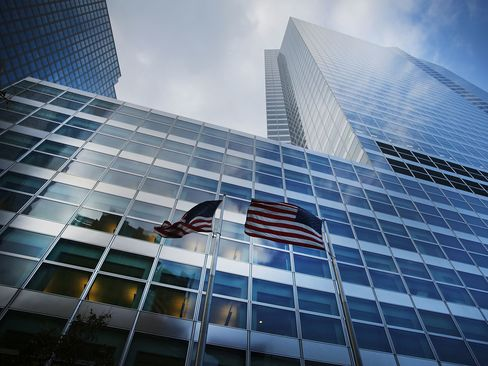 Goldman Sachs headquarters in New York.