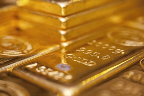 Gold Goes Off Charts