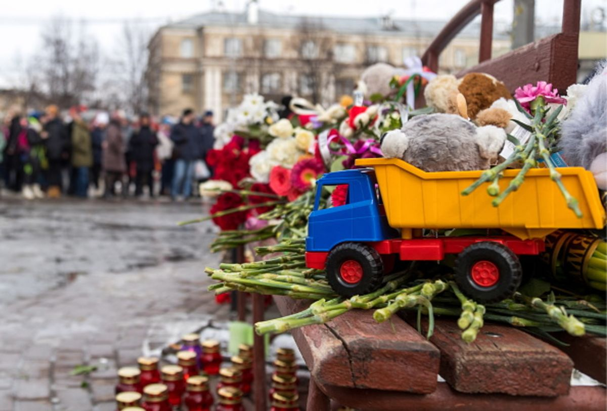 Siberian Fire Is a Deadly Postscript to Putin's Election