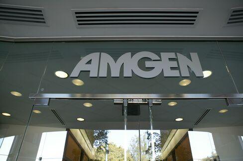 Amgen Profit Tops Analysts' Estimates on Drug Revenue Increases