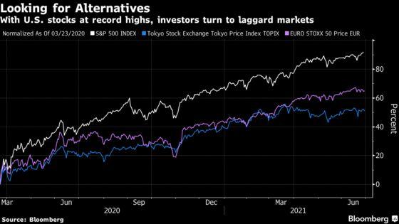 BlackRock Warns U.S. Stocks at Risk From Higher Tax, Peak Growth