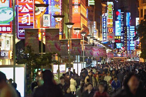 Shanghai Hikes Its Minimum Wage
