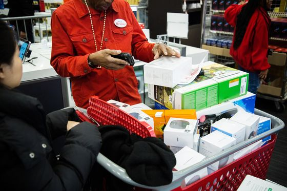 Target Boosts Its Minimum Starting Wage as War for Workers Rages