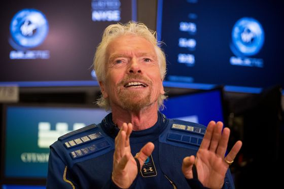 Branson Rescues Virgin Atlantic as 70th Birthday Gift to Himself