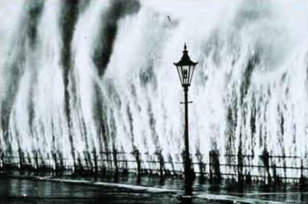 The Great New England Hurricane of 1938 Category 3