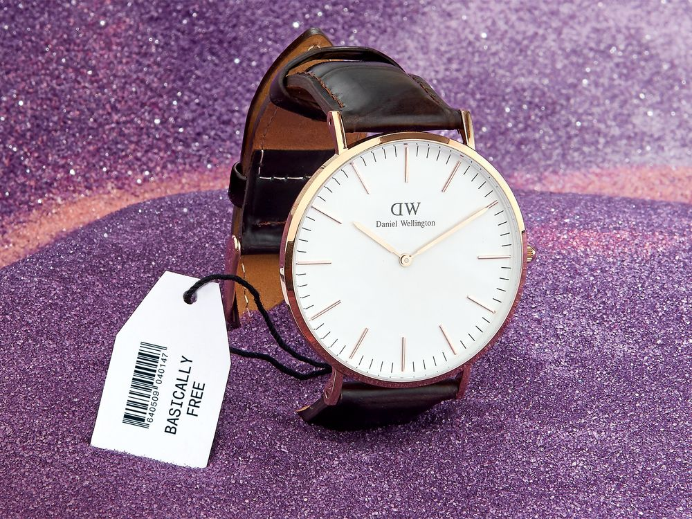 247040a463525 How Daniel Wellington Made a  200 Million Business Out of Cheap Watches