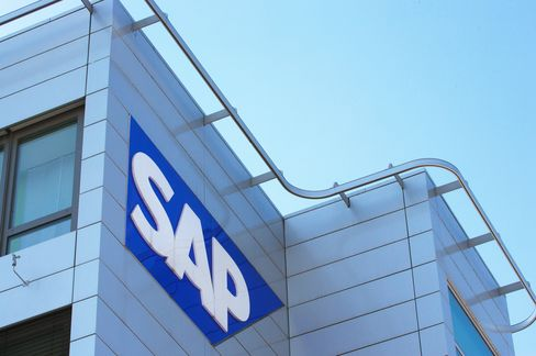 SAP Quarterly Net More Than Doubles on Lower Legal Provision