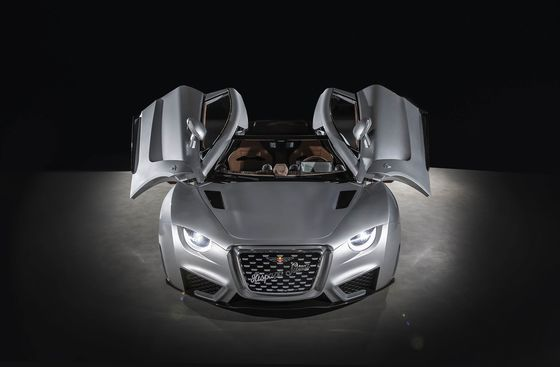 115-Year-Old Spanish Automaker Pins Hopes on Futuristic, $1.7 Million Supercar