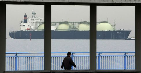 Japan Imported Record LNG Last Year