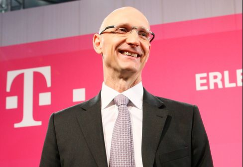 Deutsche Telekom AG CEO Timotheus Hoettges