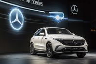 Mercedes?Shows Offroad Looks for Concept Compact SUV in China