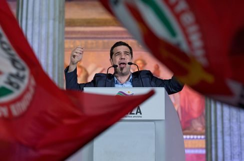 Investors must now wait for Alexis Tsipras to spell out how he plans to negotiate Greece's future financing needs.