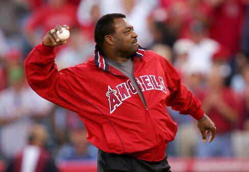 Angels Hitting Coach Don Baylor