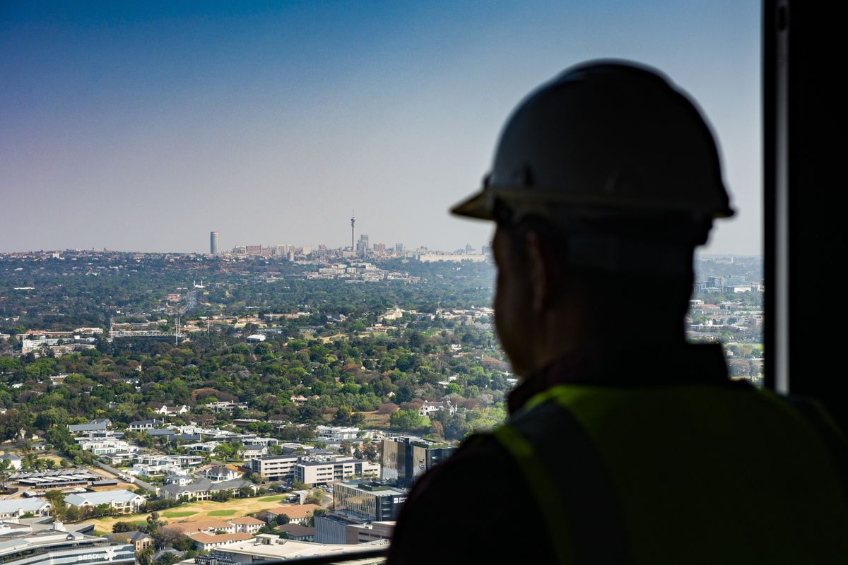 South Africa Business Confidence Rises From Two-Decade Low