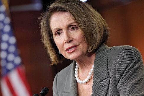 Charlie Rose Talks to Nancy Pelosi