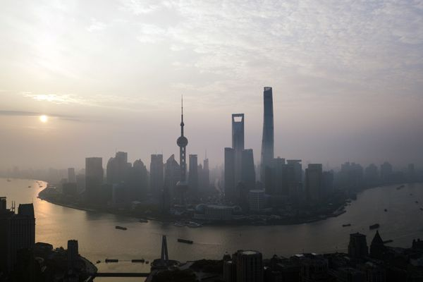 Views of Shanghai as IMF Says China's Complex Fiscal System Needs 'Crucial' Overhaul