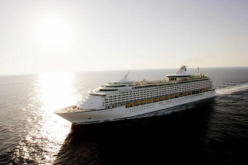 The Royal Caribbean Explorer of the Seas