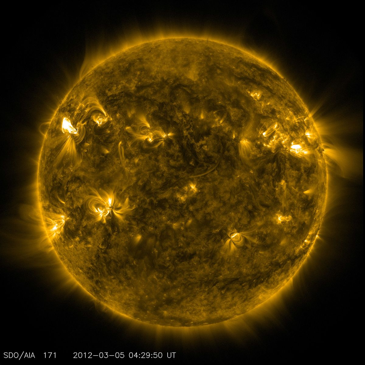 <p>Solar Storms Back, Threatening Life on Earth... thumbnail