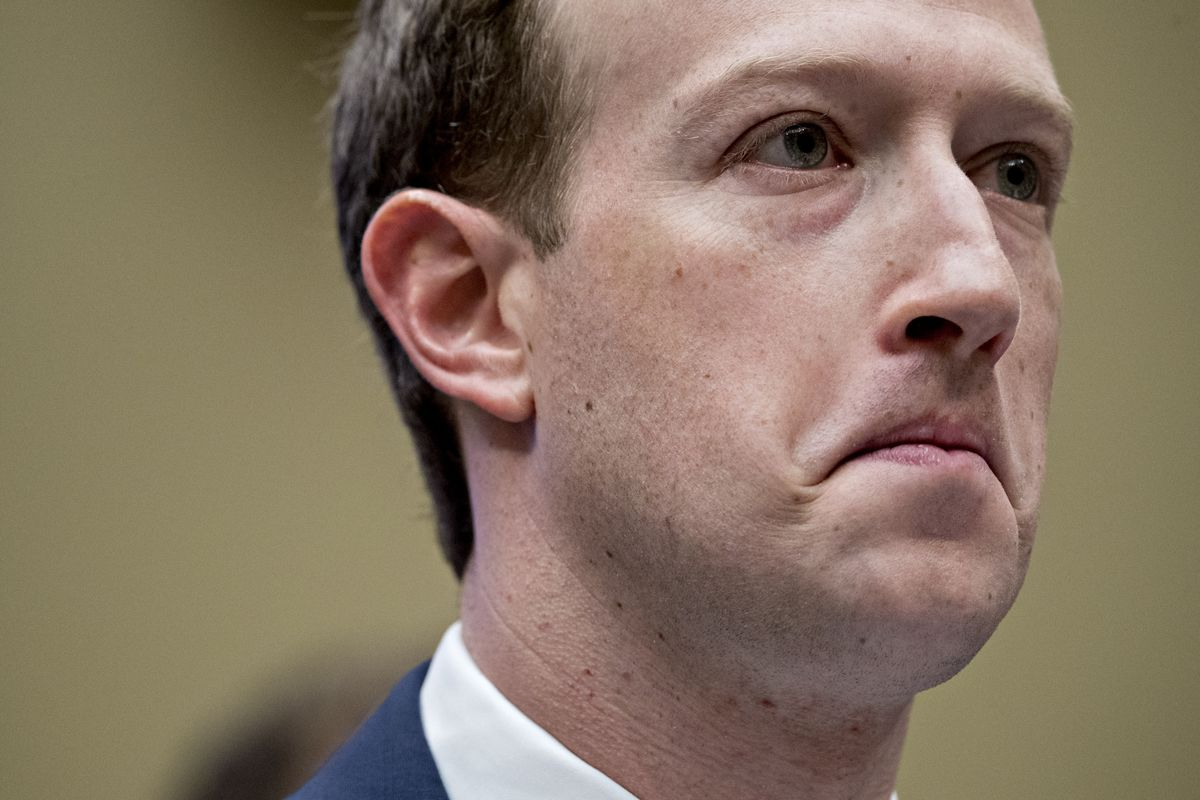 Facebook Chief Executive Officer Mark Zuckerberg has had a very bad week, even in the context of a v