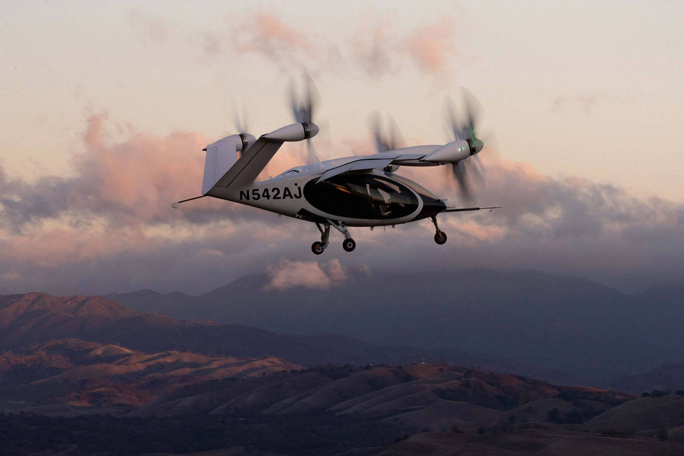 relates to Joby's Plan for Air Taxis Takes Shape