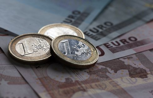 Euro Holds Decline Versus Dollar Before Manufacturing Report