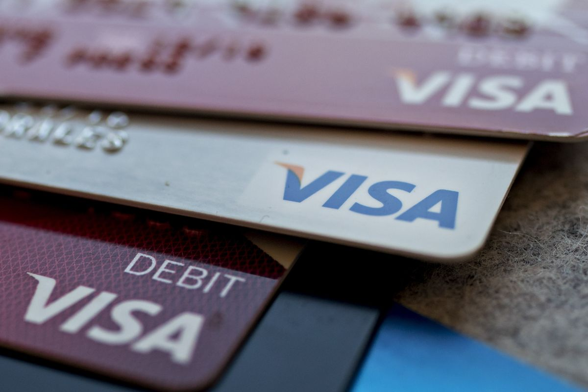 Visa's Market Value Surpasses All the Banks That Used to Own It