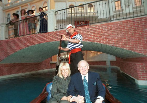 Adelson Cashing Out of Vegas Would Come at Trying Time for City