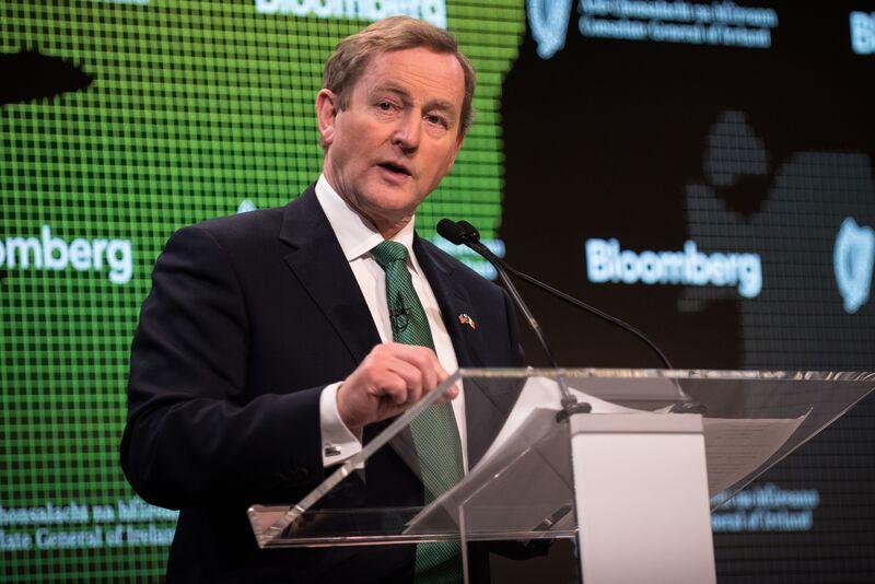 Irish PM Enda Kenny Lays Out Plan to Resign