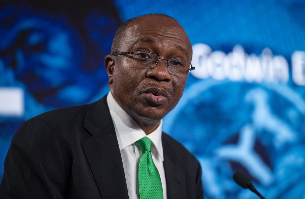 Nigeria's Emefiele Set to Get Second Term as Central Bank Chief - Bloomberg