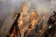 India's Covid-19 Crisis Intensifes