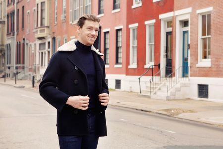 """""""I'm not really a shopping-for-purpose kind of guy. I usually just see something I like and buy it,"""" says Raffl. """"Although that reminds me ... I did just order a new suit from Trunk Club. I hope that's delivered soon."""""""