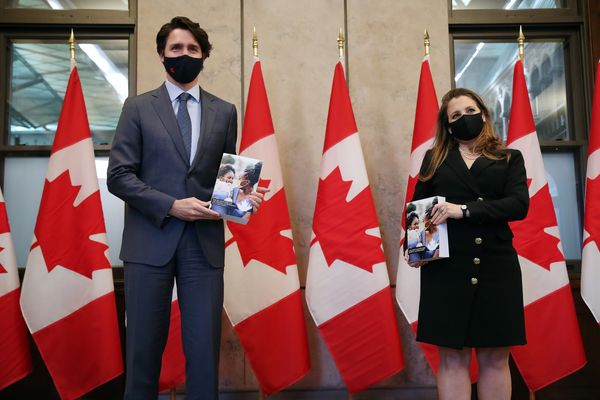 Prime Minister Trudeau's Government Introduces First Full Financial Plan Since March 2019
