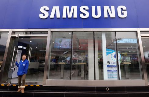 Samsung Criticized by China State-Run Media for Handset Crashes