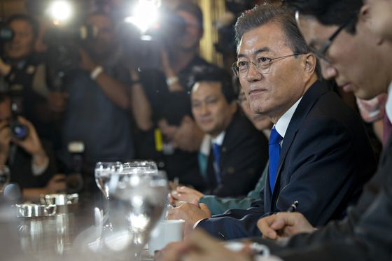 South Korean President's Support Falls After Wage Uproar