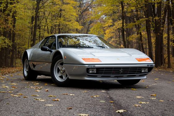 Can't Afford a Vintage Ferrari? How About Buying a Sharefor $80