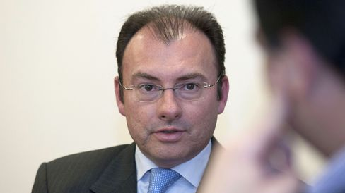 Luis Videgaray in Oct. 2012.
