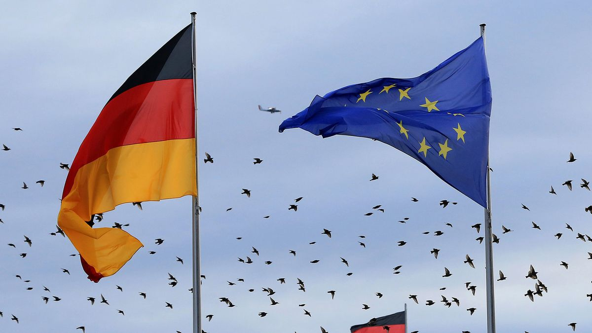 German Pride Shifts to Angst in Role as Europe's Reflator
