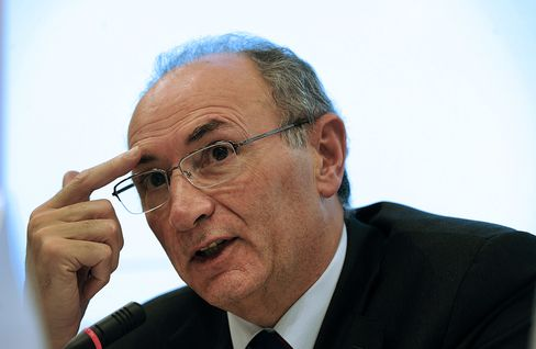UniCredit SpA CEO Federico Ghizzoni