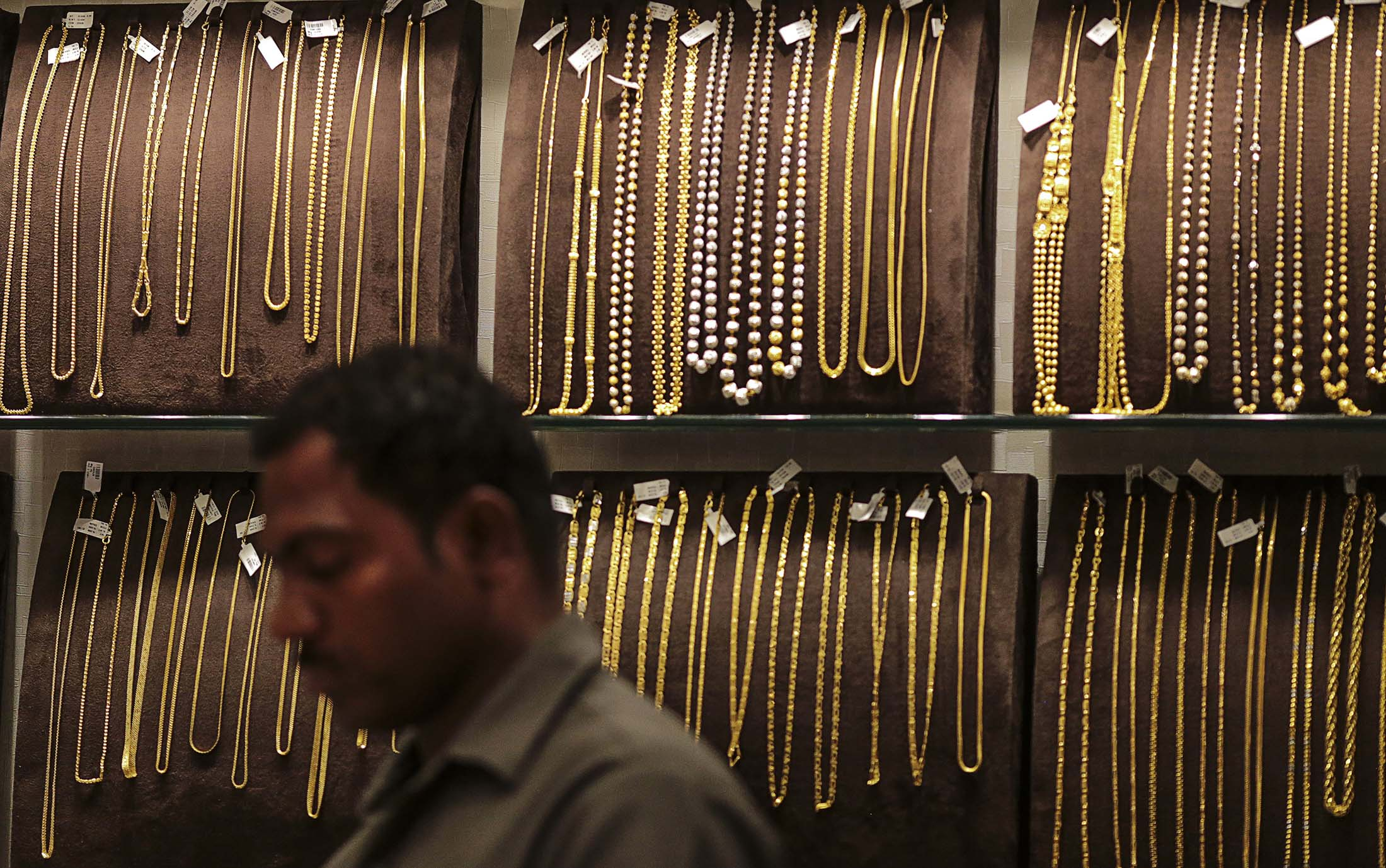 India Tightens Gold-Import Rules to Curb Trade Irregularities