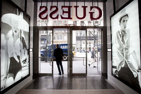 No Deal More Fashionable Than Guess as Cash Lures LBO