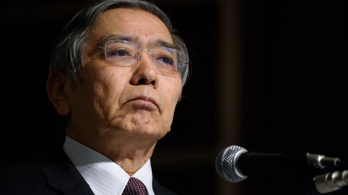 Bank Of Japan Governor Haruhiko Kuroda Speaks At The Kyodo Meeting