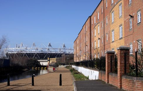 Poorest Borough Waits for Olympics to Lift Home Prices